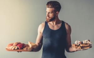 צריכת ויטמינים בקרב גברים