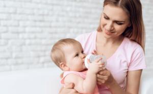 הנקה, מזון אם, חלב אישה