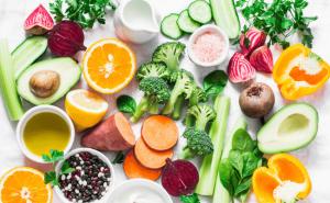 ויטמינים ומינרלים, פירות וירקות