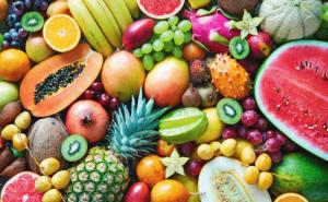 סוגי פירות, ויטמינים, בריאות